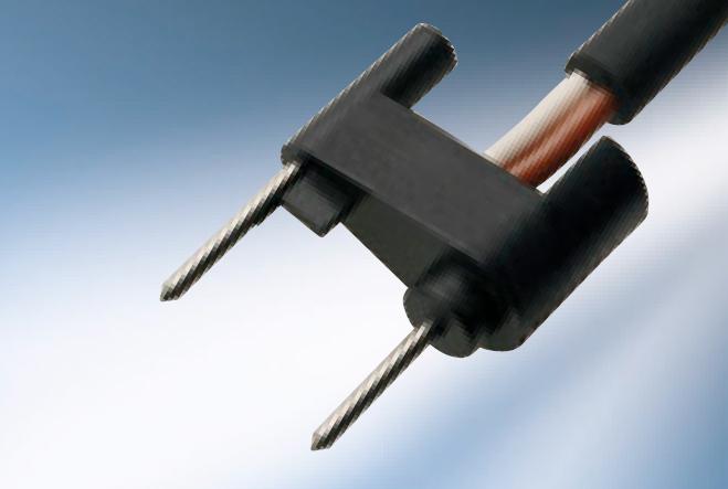 Breuell-Gelbau-Kabel-Stecker